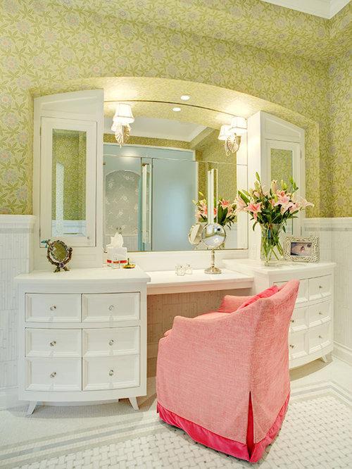 Yellow powder room design ideas remodels photos with - Lautoka urbana ...