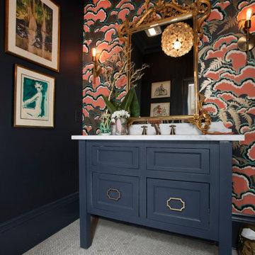 Wallpaper installations