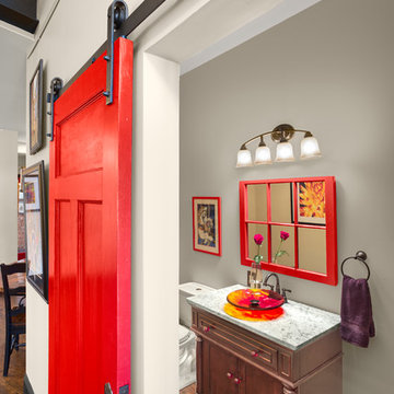 Warehouse Renovation Converted to Single Family Home