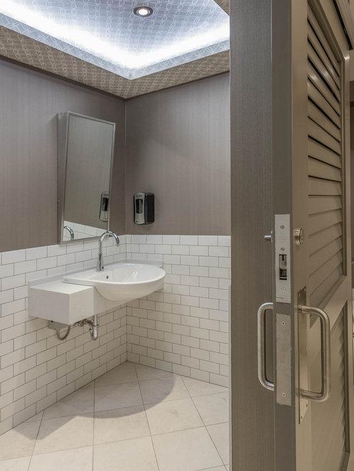 g stetoilette g ste wc mit laminat waschtisch und. Black Bedroom Furniture Sets. Home Design Ideas