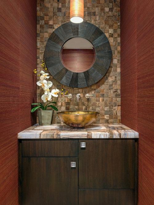 g stetoilette g ste wc mit roter wandfarbe ideen f r g stebad und g ste wc design. Black Bedroom Furniture Sets. Home Design Ideas