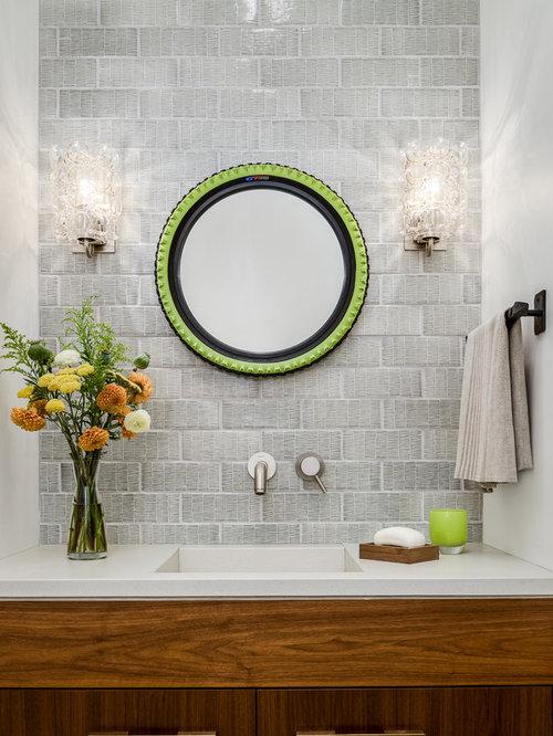 Photos et idées déco de WC et toilettes modernes