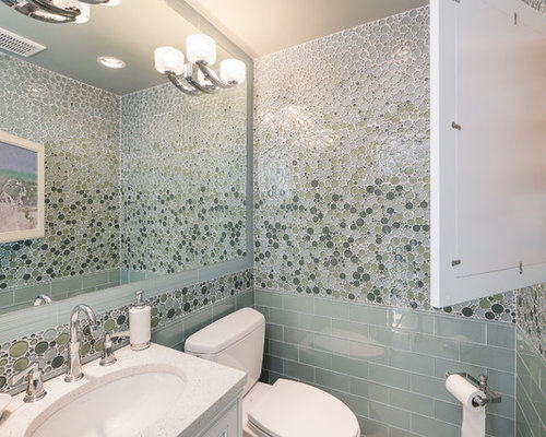 Bubble Tiles Houzz