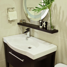 contemporary powder room by ardel claveria