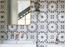 Where is this tile from? Love it!