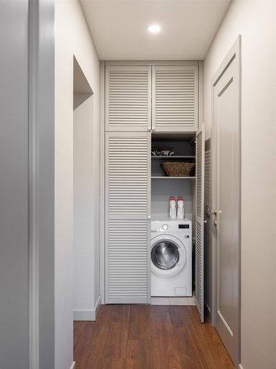 Современный Прачечная by MO interior design