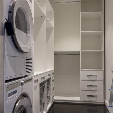 Квартира в стиле минимализм. Съемка для компании Мастер