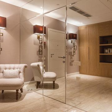Апартаменты в Мarriott Hotels на Новом Арбате