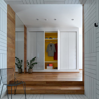 Scandinavian Entry by Domestic Studio
