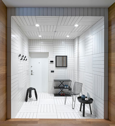 Contemporary Entry by Domestic Studio
