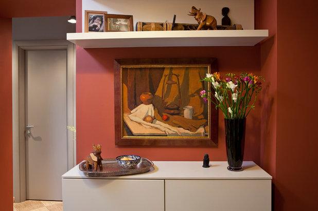 Фьюжн Прихожая by Юрьева Галина | Interior Design and Decorating |