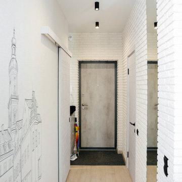 Квартира-студия 29м