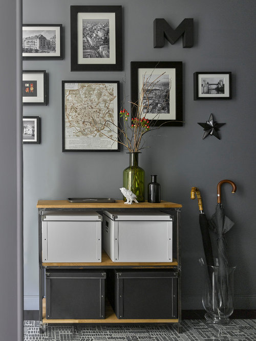 Entry Foyer Office : Office storage entryway design ideas renovations photos