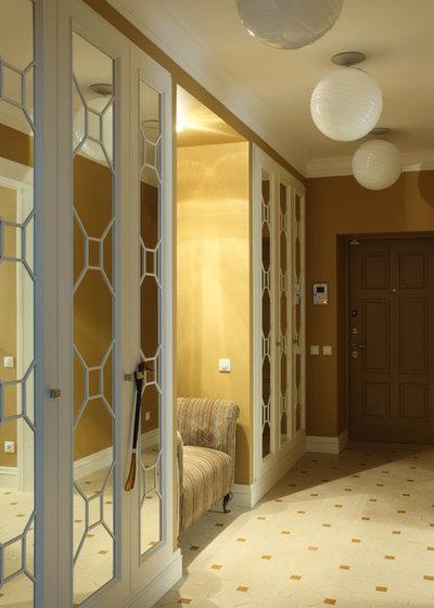 Современный Прихожая by Irina Bubnova Interior Design