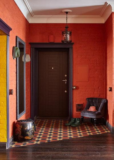 Eclectic Entrance by Екатерина Владимирова