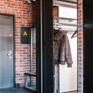 В гостях: Ретро-лофт с пожарным гидрантом