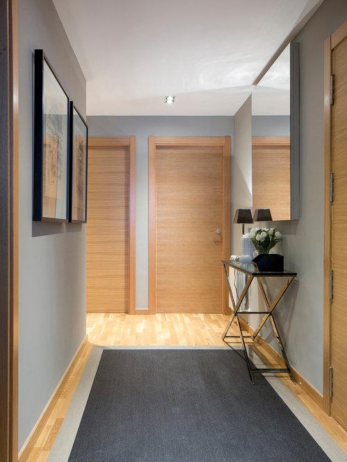 Ideas para recibidores y pasillos dise os de recibidores - Natalia zubizarreta interiorismo ...