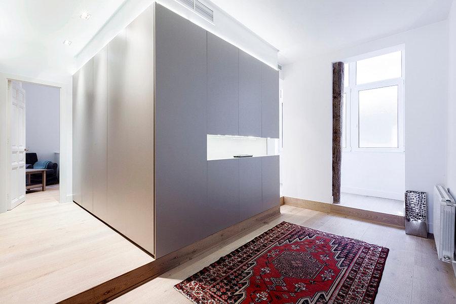 Espacio diseñado por la interiorista Simona Garuffi