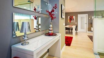 Interior vivienda nueva