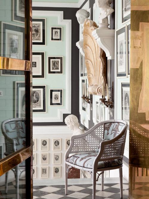 Fotos de recibidores y pasillos dise os de recibidores y - Diseno de recibidores ...
