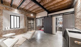 Reforma vivienda Poble Sec, Barcelona