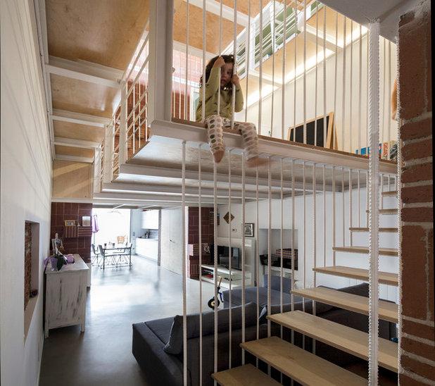 Contemporáneo Sala de estar by Albert Brito Arquitectura