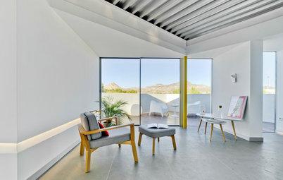 Cómo integrar la terraza dentro de casa