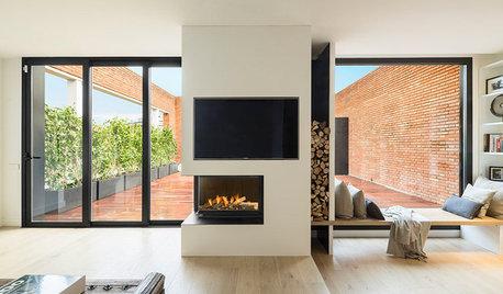 Pregunta al experto: ¿Qué tipo de chimenea instalo en casa?