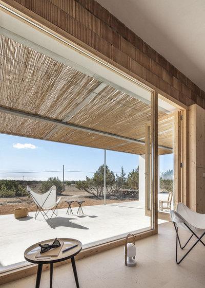 Mediterráneo Sala de estar by Marià Castelló, Architecture