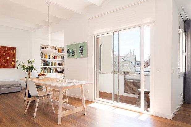 Contemporáneo Sala de estar by GokoStudio