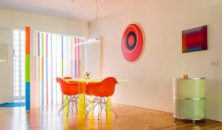 Colores de verano: Cómo usar el naranja para decorar la casa