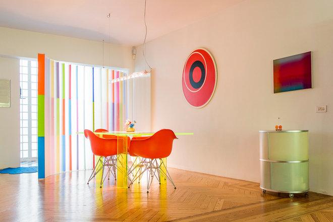 Contemporáneo Sala de estar by Alfredo Arias photo