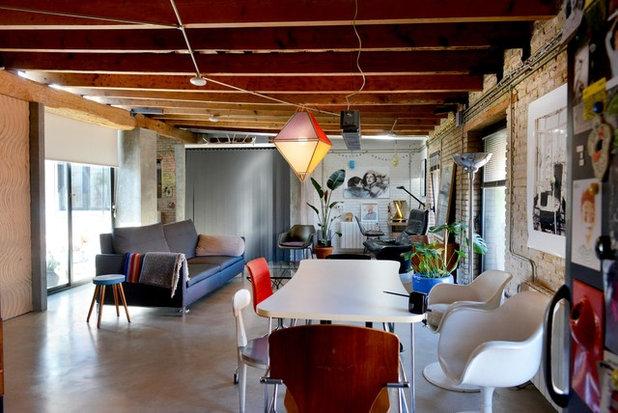 Industrial Sala de estar by Javier Ferrer vidal fotógrafo