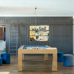 Ideas Para Salas De Estar Fotos De Salas De Juegos En Casa