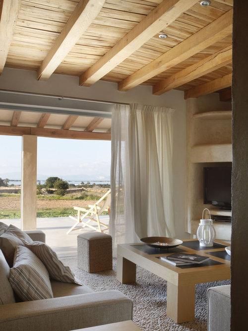 Ideas para salas de estar fotos de salas de estar r sticas - Fotos de salas rusticas ...