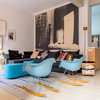 My Madrid Houzz: An Art-Filled Home for a Former Gallery Owner