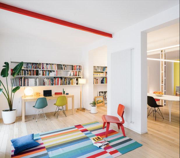 Современный Семейная комната by gon architects
