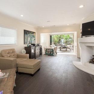 Castle Hights LA Remodeling Family Room