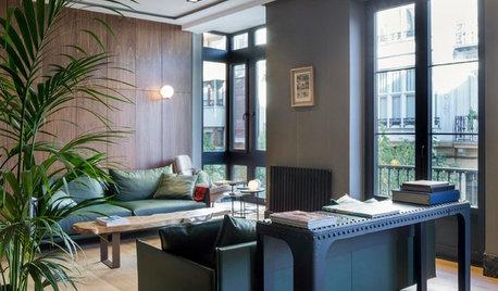 Casas Houzz: La casa de estilo 'british' de una pareja joven