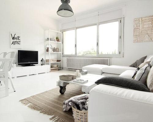 Ideas para salas de estar fotos de salas de estar n rdicas for Idea sala de estar cuadrada