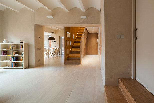 Contemporáneo Sala de estar by ZEST architecture