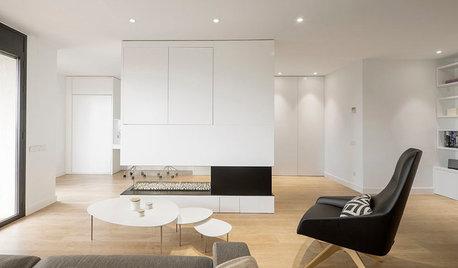 Cómo distribuir y decorar la casa a partir de un elemento central