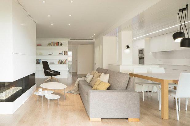 Contemporáneo Sala de estar by Susanna Cots