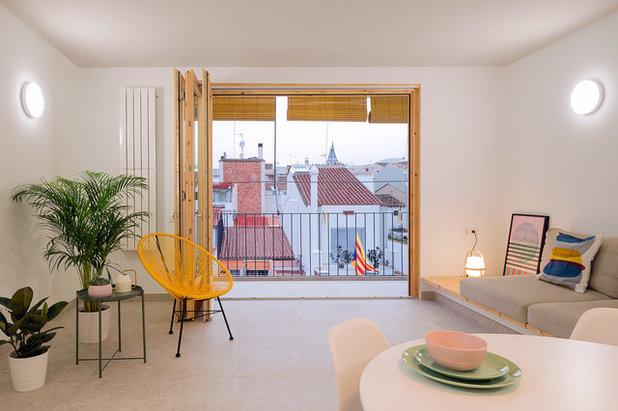 Moderno Sala de estar by FFWD Arquitectes