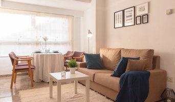Home Staging: Piso en Valencia (zona CAC)