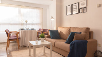 Home Staging: Piso en Valencia (zona CAC)