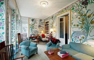 6 ideas para decorar con azulejos cualquier lugar de la casa