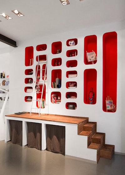 Contemporáneo Sala de estar by estudio fandi