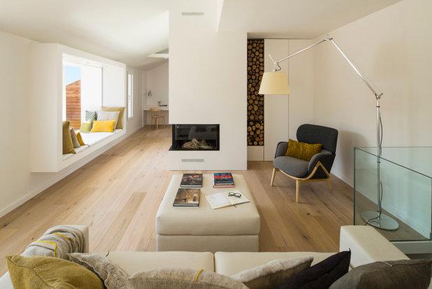 Houzzbesuch nordisch frische bleibe in spanien mit for Interior design moderno e contemporaneo