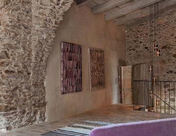 Masía a l'Empordà proyecto de Joan Lao